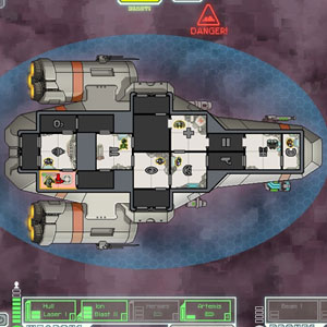 FTL Faster Than Light Schlacht