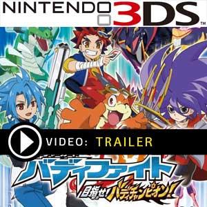Future Card Buddyfight Mezase Buddy Champion 3DS Prices Digital or Box Edition