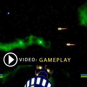 Galactic Defence Squadron Gameplay Video