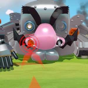 Game Wario Nintendo Wii U Roboter