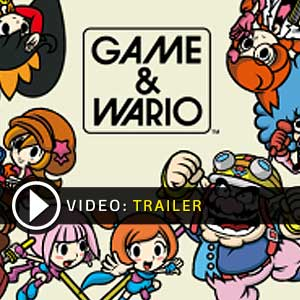 Game & Wario Nintendo Wii U Digital Download und Box Edition
