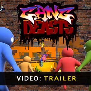Gang Beasts Video Trailer
