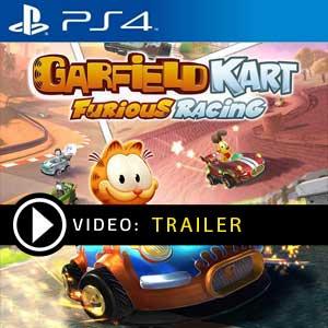 Garfield Kart Furious Racing PS4 Prices Digital or Box Edition