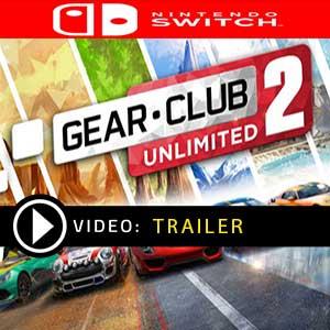 Gear.Club Unlimited 2 Nintendo Switch Digital Download und Box Edition