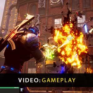 Gene Rain Wind Tower Gameplay Video