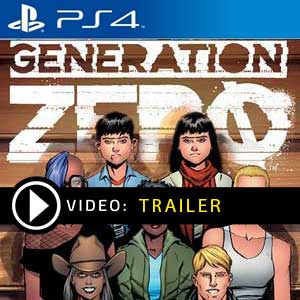 Generation Zero PS4 Digital Download und Box Edition