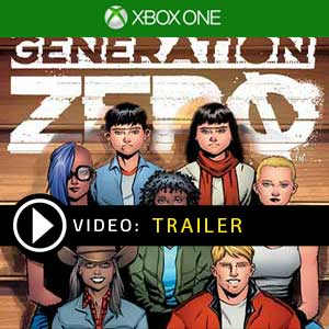 Generation Zero Xbox One Digital Download und Box Edition