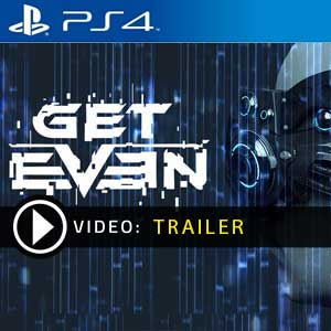 Get Even PS4 Digital Download und Box Edition