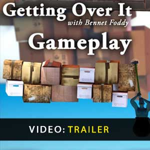 Getting Over It with Bennett Foddy Key Kaufen Preisvergleich