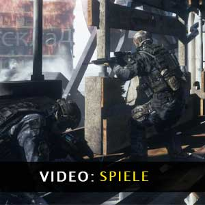 Ghost Recon Future Soldier Video-Gameplay