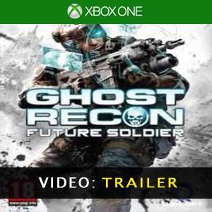 Ghost Recon Future Soldier Video-Trailer