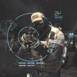 Ghost Recon Future Soldier Ziel