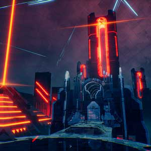 Ghostrunner-Turm