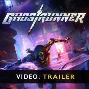 Ghostrunner-Trailer-Video