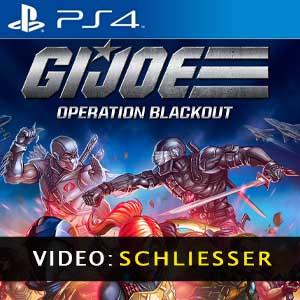 Gi Joe Operation Blackout Video Trailer