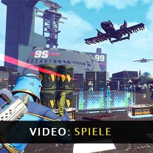 Gi Joe Operation Blackout Video Gameplay