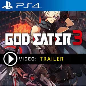 God Eater 3 PS4 Digital Download und Box Edition