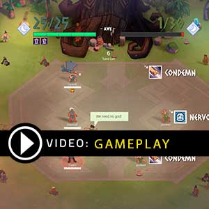 Godhood Gameplay Video