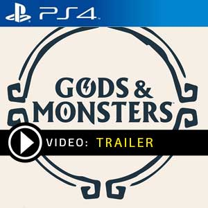 Gods & Monsters PS4 Digital Download und Box Edition