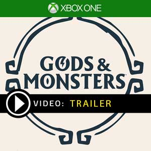 Gods & Monsters Xbox One Digital Download und Box Edition