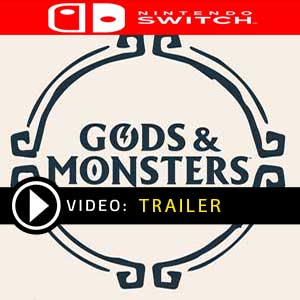 Gods & Monsters Nintendo Switch Prices Digital or Box Edition