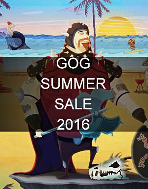 Was gibt es im GOG Summer Sale 2016?
