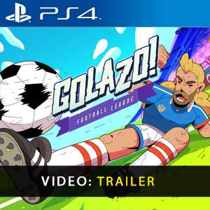 Golazo Football League PS4 Prices Digital or Box Edition