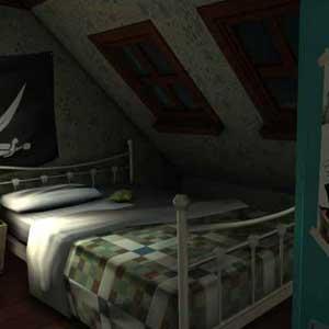 Gone Home Schlafzimmer