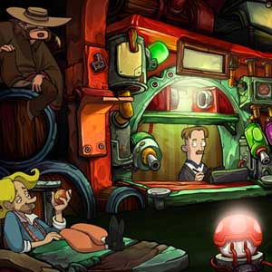 Goodbye Deponia Figuren