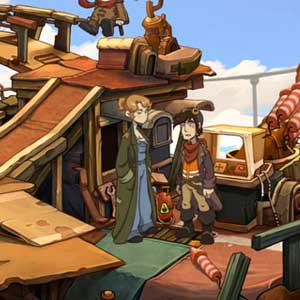 Goodbye Deponia Konversation