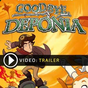 Goodbye Deponia Key kaufen - Preisvergleich