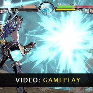 Granblue Fantasy Versus Video Gameplay