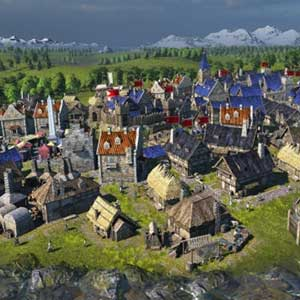 Grand Ages Medieval PS4- Ortschaft