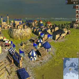 Grand Ages Medieval Gameplay