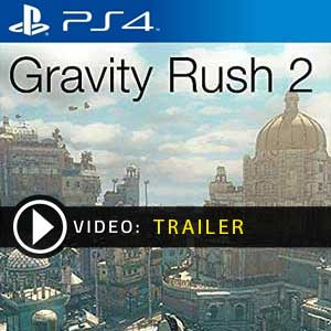 Gravity Rush 2 PS4 Digital Download und Box Edition