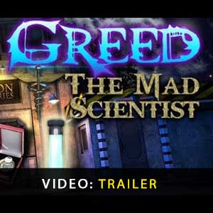 Greed The Mad Scientist