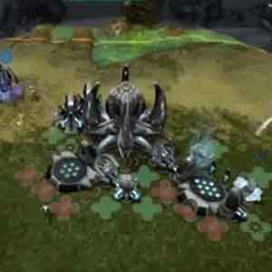 Grey Goo: Armaturenbrett