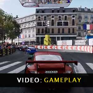 GRID PS4 Gameplay Video