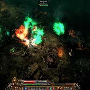 Grim Dawn Begräbnis Höhle