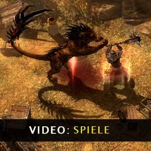 Grim Dawn Gameplay-Video