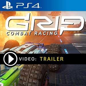 GRIP Combat Racing PS4 Digital Download und Box Edition