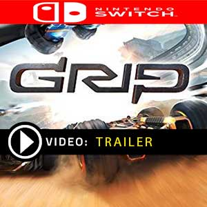 GRIP Nintendo Switch Digital Download und Box Edition