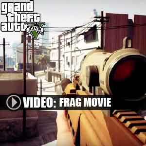 GTA 5 Frag Movie