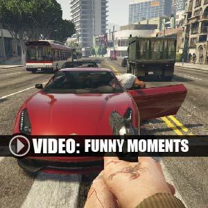 GTA 5 Lustige Momente