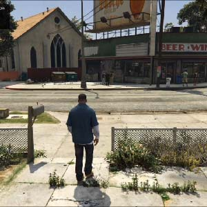 GTA 5Gameplay-Bild