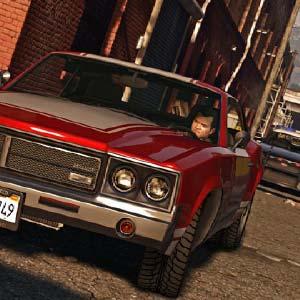 GTA 5Vintage Car