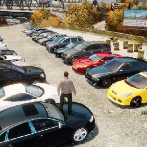 GTA 5Car Park