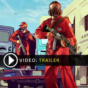 GTA 5 Gameplay-Trailer