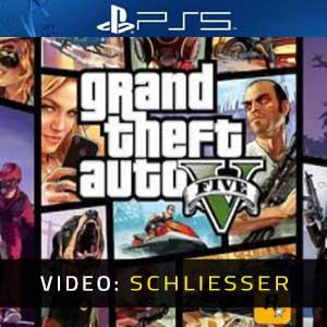 GTA 5 Trailer-Video