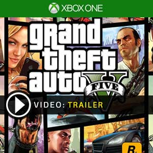 GTA 5 Video-Trailer